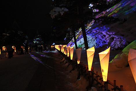 会津絵ろうそく祭り 2012 2 10 014