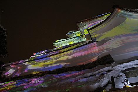 会津絵ろうそく祭り 2012 2 10 024