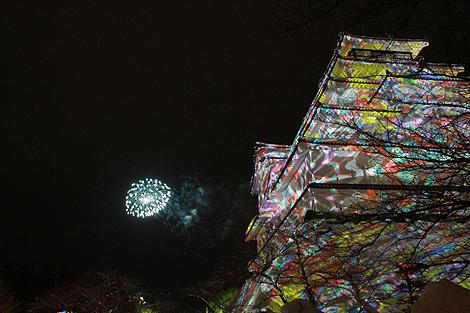 会津絵ろうそく祭り 2012 2 10 026