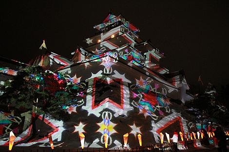 会津絵ろうそく祭り 2012 2 10 025