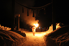 2012 2 11 大内雪祭り 1 022