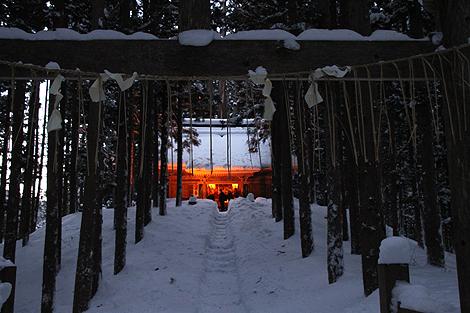 2012 2 11 大内雪祭り 2 105