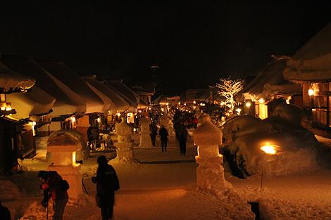 2012 2 11 大内雪祭り 2 116