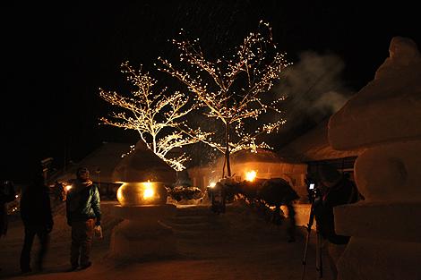 2012 2 11 大内雪祭り 2 117