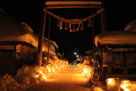 2012 2 11 大内雪祭り 2 118