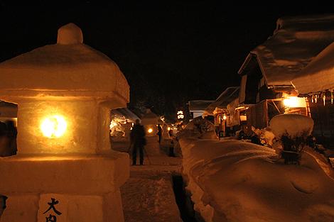 2012 2 11 大内雪祭り 2 119