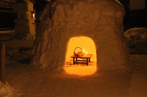 2012 2 11 大内雪祭り 2 115