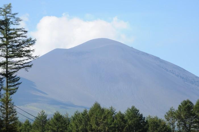 5002浅間山