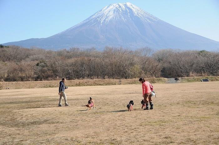 2697富士を間近に見ながら・・・
