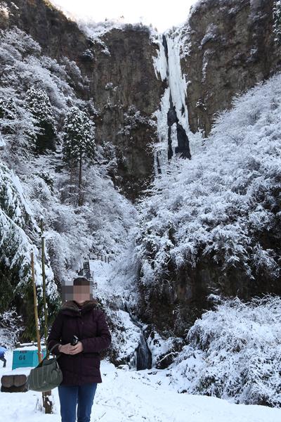 古閑の滝5