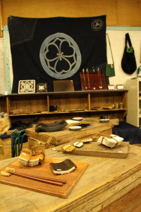 文化展と森のなかのマーケット3