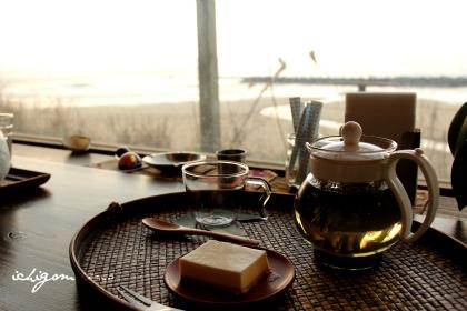 蒼 tea