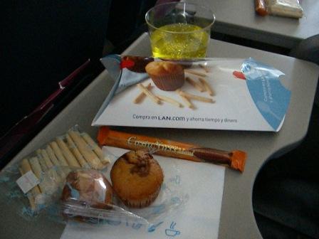 行きの分も結局マチュピチュ行く途中の列車で食べたんだけど