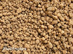 赤玉土がベースと思われる水稲用の土