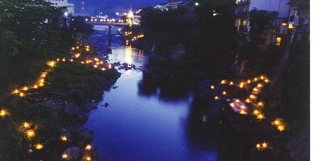 吉田川カンテラ