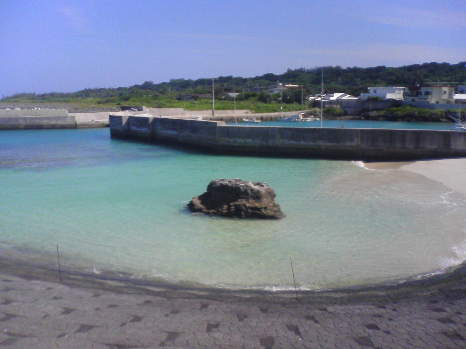 小野津の海岸