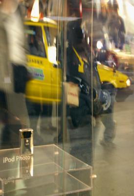 銀座アップル店の i ポッド