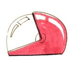 ドーム型オーブントースタースケッチ