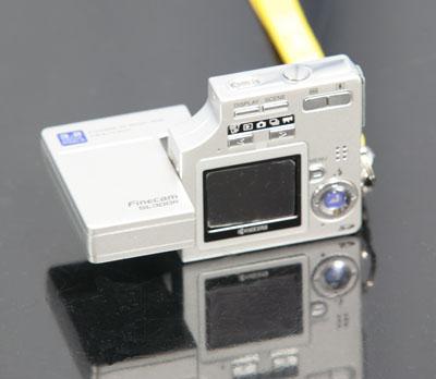 京セラ ファインカム'Finecam' SL300R