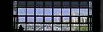 エキスポランドを窓から望む