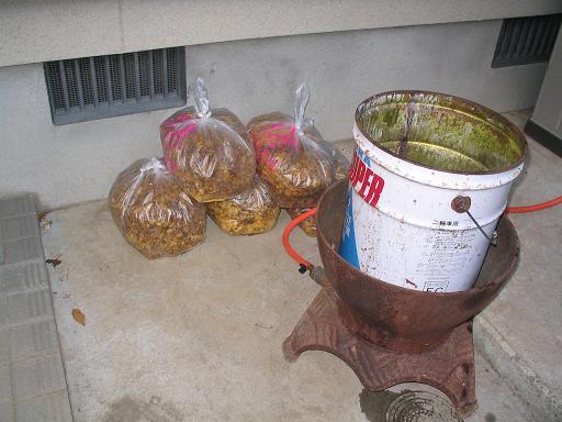 蜜蝋作り1 004