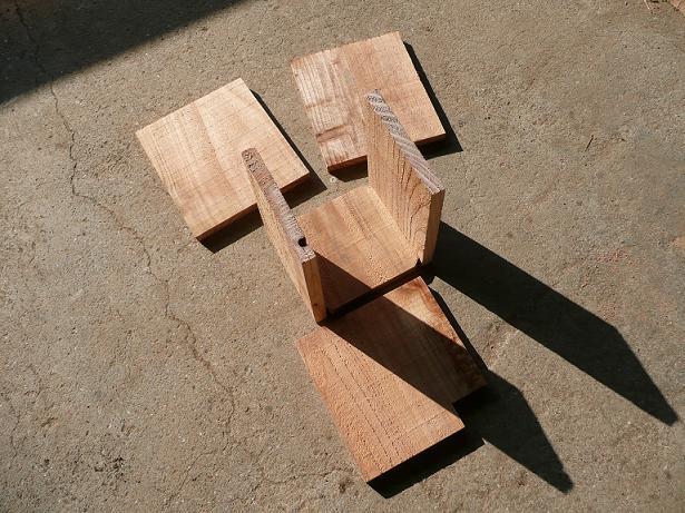 小鳥巣箱作り4