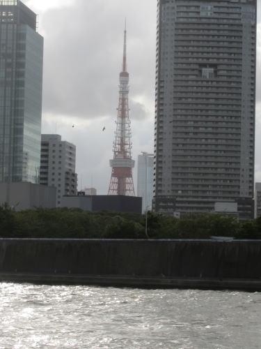 旧東京タワー