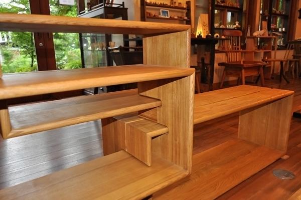 那須高原 那須高原 注文家具工房じざい 小林康文の素材を生かす家具作り