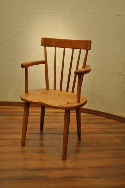 那須高原 じざい工房 小林康文の素材を生かす家具作り