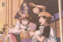 「おおきく振りかぶって」DVD第3巻ジャケット