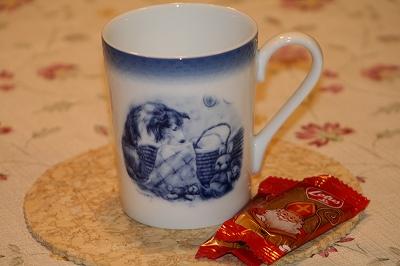 ジュリのマグカップ