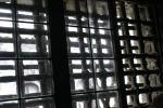 牢屋 廊下の窓