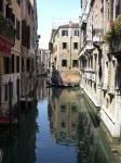 ヴェネツィアの街