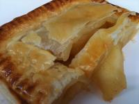 手作りのアップルパイ