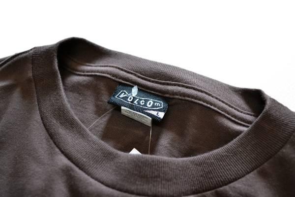 ボルコム長袖Tシャツ画像05