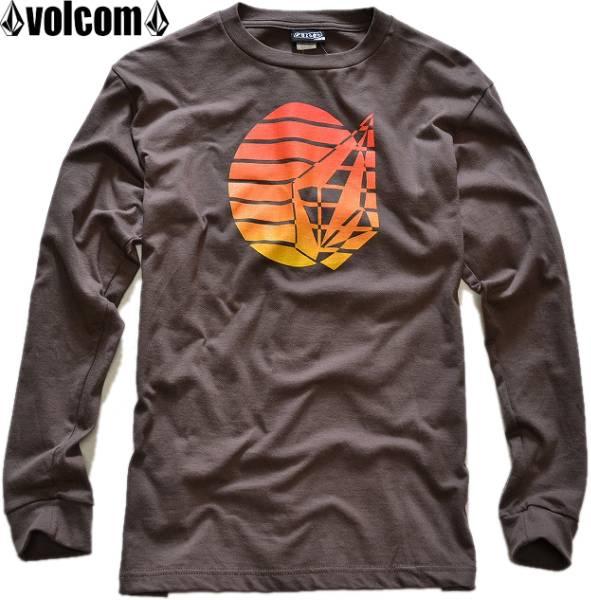 ボルコム長袖Tシャツ画像01