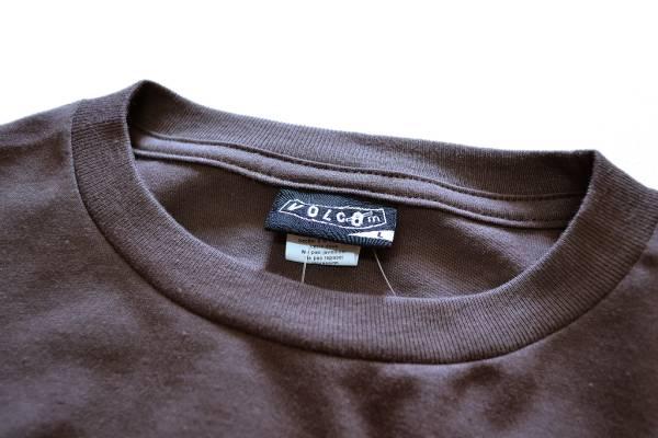 ボルコム長袖Tシャツ画像02