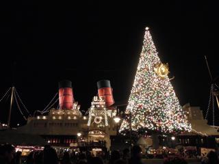 2011シーのクリスマス