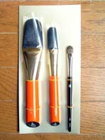 白鳳堂化粧筆
