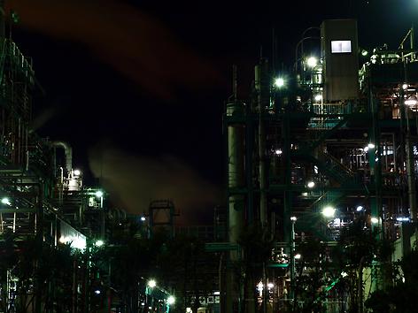 どっかの工場