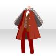 インパネスジャケット【赤】