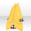 女王様のドレス【黄】