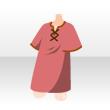 布の服【赤】