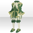 王子スーツ【緑】