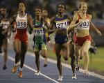 Panamericano 800m