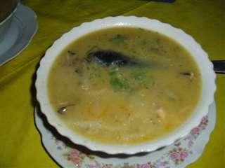 定食スープ