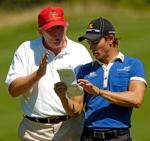 Golf - Villegas
