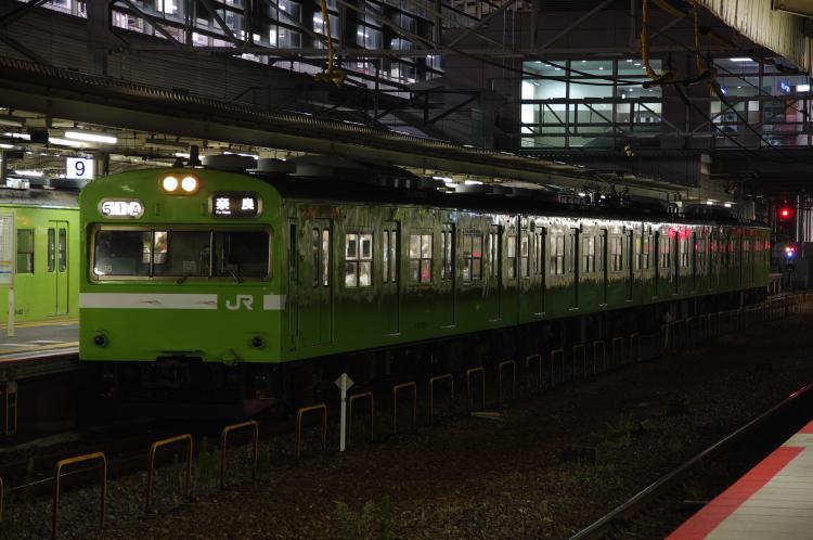 2013年07月27,28日 関西線 天理臨 058