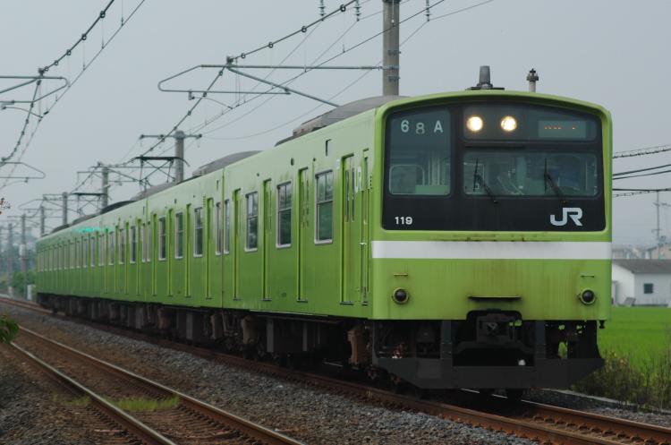 2013年07月27,28日 関西線 天理臨 087