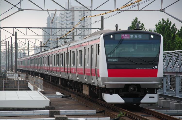 2013年08月23日 京葉線 初狩工臨 008